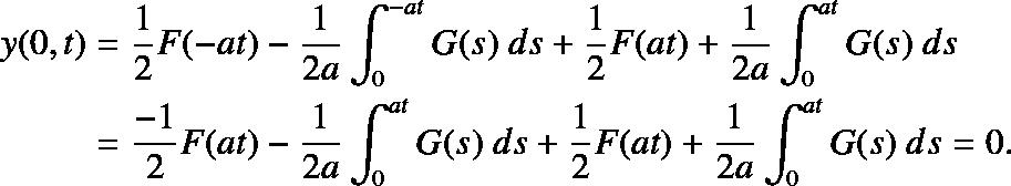 ′′ π- y + λy = 0, 0 < x < 2, ′(π ) y(0 ) = 0, y -2 = 0.